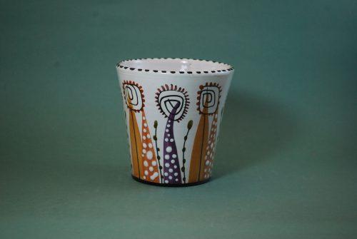 Vaso Espirales Clásico