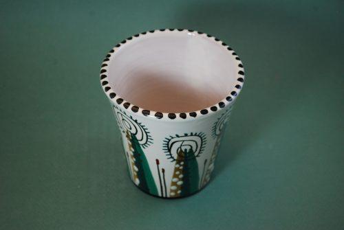 Vaso Verde Clásico